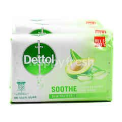 Dettol Soothe Skin Protection Body Soap