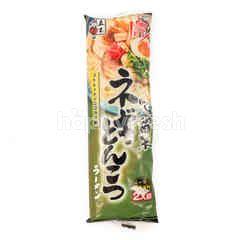 Itsuki Ramen Kyushi Kurume Negi Tonkotsu Dry Noodle