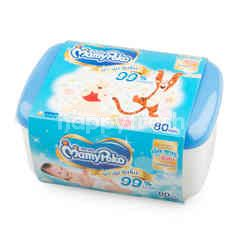 Mamy Poko Baby Wipes Pure Water 99% 80 Sheets