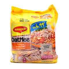 Maggi Fried Noodles - Curry Flavour (Oat Mee)