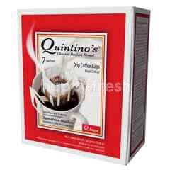 Quintino's Drip Coffee Bags Sumatran Mellow