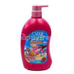 Carrie Junior Kids Shampoo Detangling & Frizz Control Silky Cranberry 700G