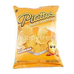 Piattos Potato Snack Barbecue