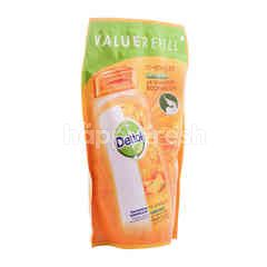 Dettol Anti Bacterial Body Wash Re-Energize