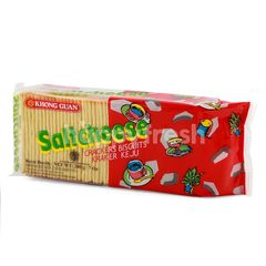 Khong Guan Saltcheese Crackers