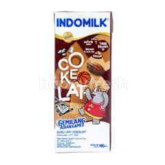 Indomilk UHT Milk Chocolate