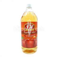 เอส&ดับบลิว เอสแอนด์ดับบลิว น้ำส้มสายชูแอ๊ปเปิ้ล