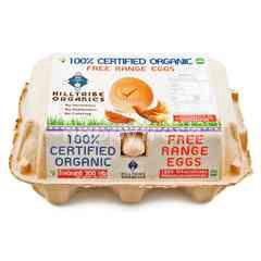 Hilltribe Organics Organic Eggs 6 Pcs