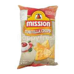 Mission Tortilla Chips Hot & Spicy Flavour