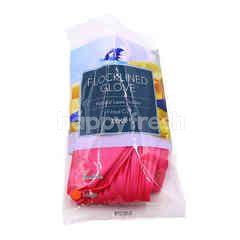 Tesco Floked Glove (Large)