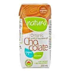 NATUR-A Minuman Soya Cokelat Organik