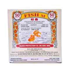 Fish M Mosquito Coil