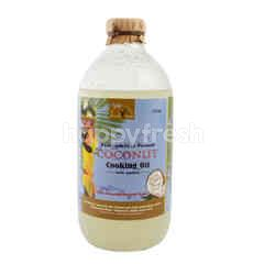 Javara Non Aroma Coconut Cooking Oil