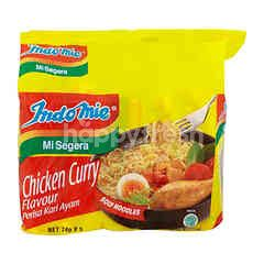 Indomie Chicken Curry Flavour Instant Noodles (5 Packet)