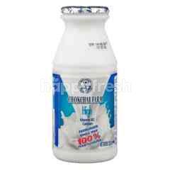 Chokchai Farm Pasteurized Whole Milk 100% Plan Flavoured