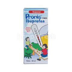 Proris Ibuprofen Stroberi