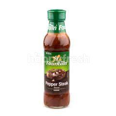 FOUNTAIN Pepper Steak Sauce
