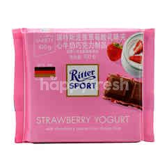 Ritter Sport Strawberry Yoghurt