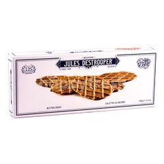 JULES DESTROOPER Biscuits Butter Crisps