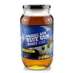 Lohas Organic Raw Blue Gum Honey