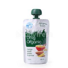 Only Organic Mango, Sweet Potato & Quinoa