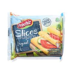 ProChiz Cheddar Cheese Slices