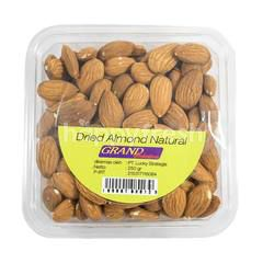 Grand Selection Kacang Almond Natural Kering