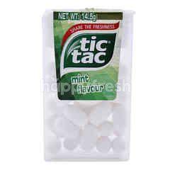 Tic Tac Mint Flavour Candy