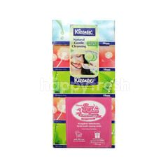 KLEENEX Value Pack Brand Facial Tissues