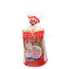 ADVENTIST BAKERY The Original Sprouted 3- Seeds Bread
