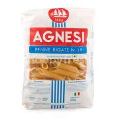 Agnesi Le Pennette Rigate N.19 Pasta