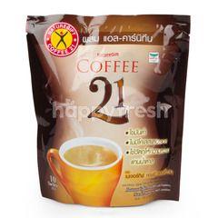 Naturegift Instant Coffee Mix 21 Plus L Carnitine