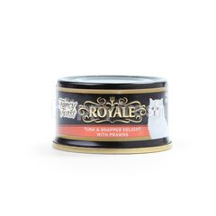 Purina Fancy Feast Royale Tuna & Snapper Delight With Prawns