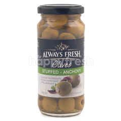 Always Fresh Olives Stuffed Anchovy