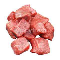แฮริสัน บุชเชอร์ เนื้อสตูว์หั่นเต๋า ดรายเอจ 1,000 กรัม