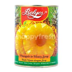 Belycs Pineapple in Heavy Syrup