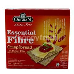 Orgran Gluten Free Essential Fibre Crispibread