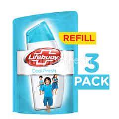 Lifebuoy Body Wash Cool Fresh Triple Pack