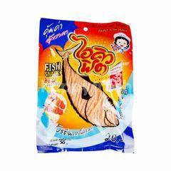 I.Q.Fit  Fish Snack BBQ Flavour