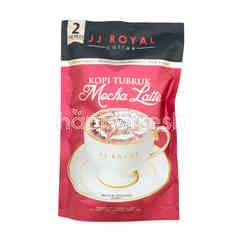 JJ Royal Tubruk Coffee Powder Mocha Latte