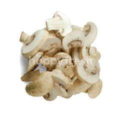Sliced Button Mushroom
