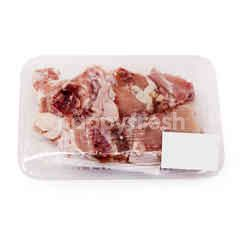 Tesco Chicken Bone In Cube