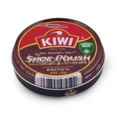 Kiwi Shoe Polish Brown