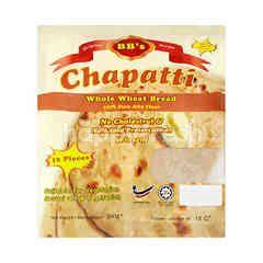Bb Chapatti Whole Wheat Bread