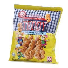 Cap Ping Pong Teddy Biscuits Cheese