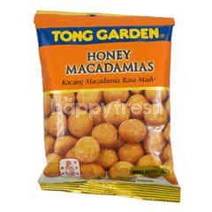 Tong Garden Kacang Macadamia Rasa Madu
