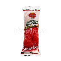 MASSIMO Duetto 100% Whole Wheat Strawberry