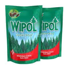 Wipol Pembersih Lantai Dengan Keharuman Classic Pine Twinpack