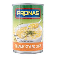 Pronas Creamy Styled Corn