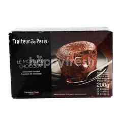 Traiteur De Paris Chocolate Fondant Dessert